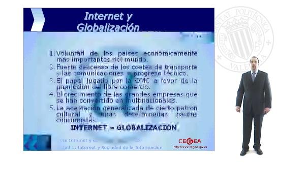 Internet y Sociedad de la Información