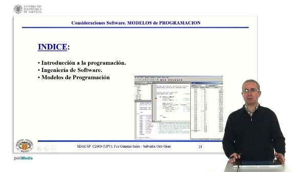 Consideraciones del hardware y software en sistemas embebidos. Parte 2