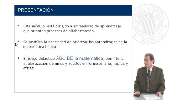 Aporte de la Matemática Básica al proceso de Alfabetización