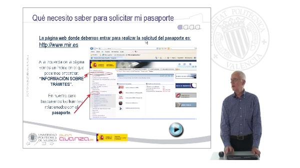 Solicita tu Pasaporte en Internet