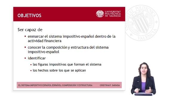 EL SISTEMA IMPOSITIVO ESPAÑOL: COMPOSICIÓN Y ESTRUCTURA