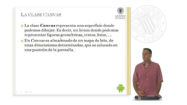La clase Canvas en Android