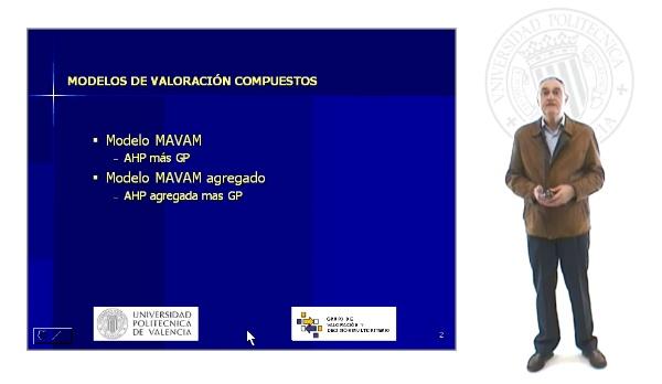 Modelos de valoración compuestos