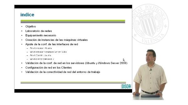Configuración y validación del entorno de trabajo de la asignatura RAL 5862