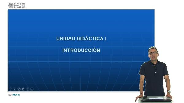 Unidad didáctica 1 de la asignatura Derecho Constitucional