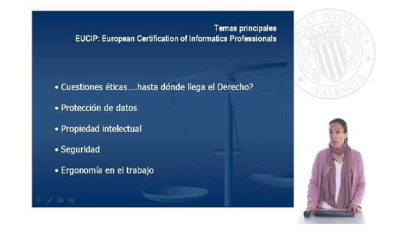 Cuestiones Legales y Éticas en las TIC's