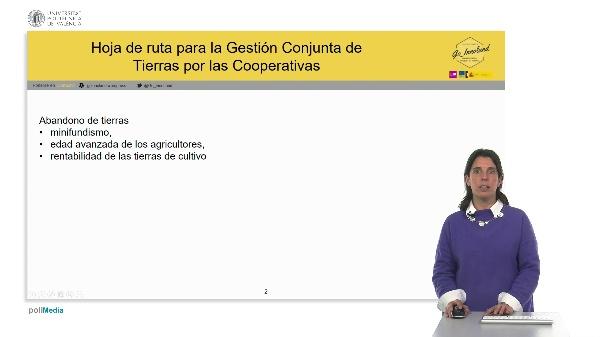 Hoja de ruta para la gestión conjunta de tierras por las cooperativas
