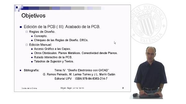 Prontuario de OrCAD. Layout: Edición de la PCB ( III)