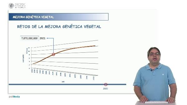 Mejora genética vegetal. Historia y evolución de las herramientas