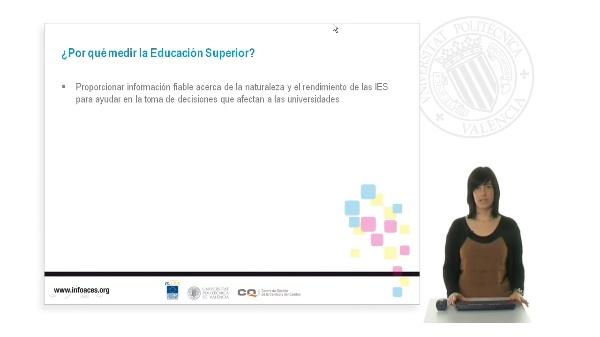 Los indicadores en Educación superior. ¿Indicadores o Rankings?