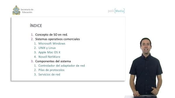 Sistema operativo en red. Introducción