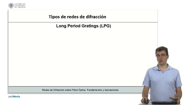 Distintos tipos de redes de difraccion (IV)