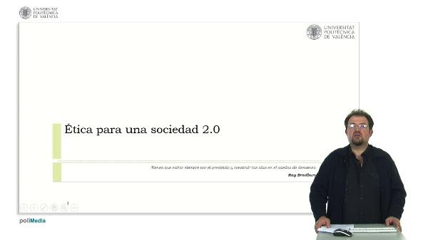 Ética para una sociedad 2.0