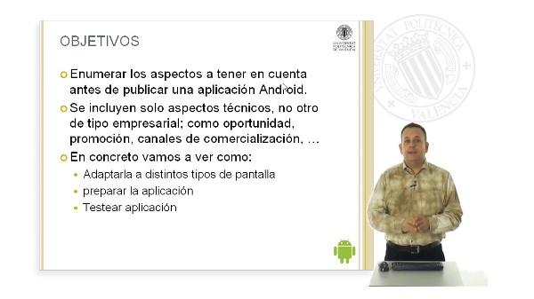 Aspectos previos a la publicación en Android