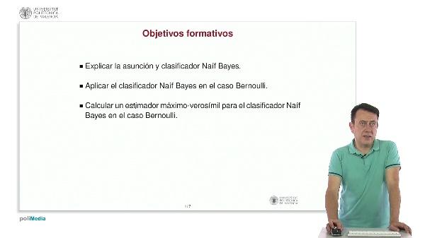 Clasificadores Naíf Bayes
