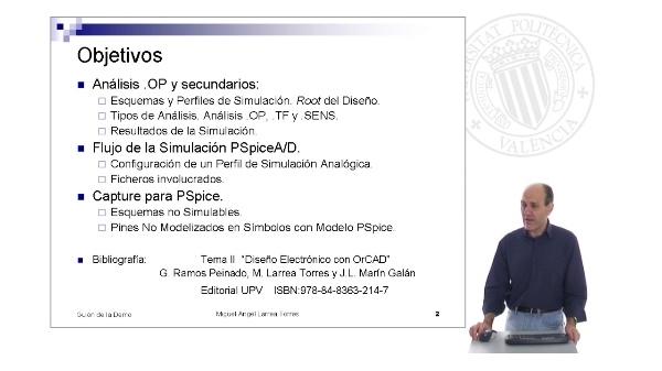 Prontuario de OrCAD. PSpice: Configuración y Análisis .OP