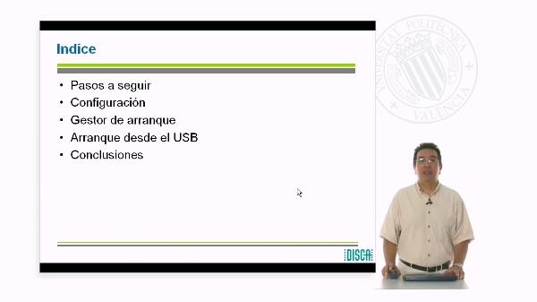 Instalación de una distribución Ubuntu en una memoria USB