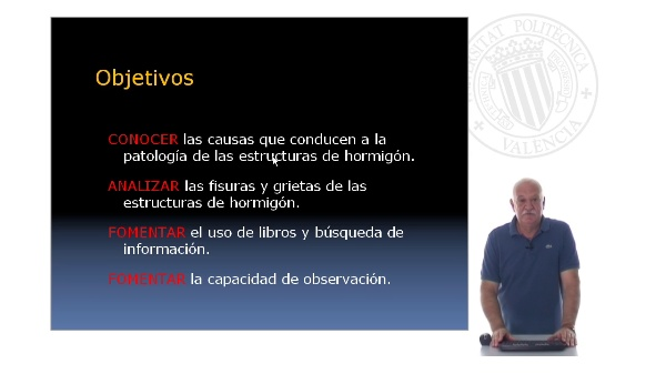UNIDAD 3: Descripción de la patología de las estructuras de hormigón I