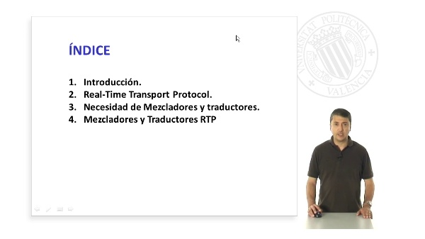 Mezcladores y Traductores RTP