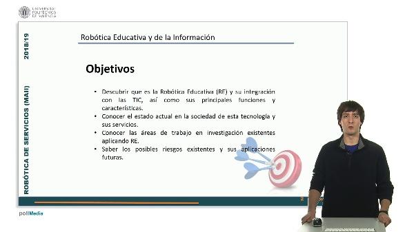 Robótica educativa y de la información