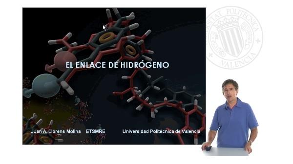Fuerzas intermoleculare y puentes de hidrógeno