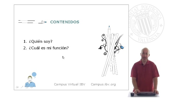 Profesor Alberto Ferreras