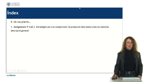 Presentació assignatura 9. Certificat Capacitació Valencià 2016