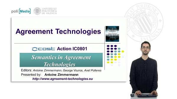 Semantics in Agreement Technologies