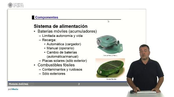 Rmóvil - Componentes - Alimentación y Control