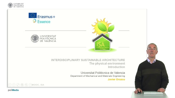 Introduction to Interdisciplinary Sustainable Architecture