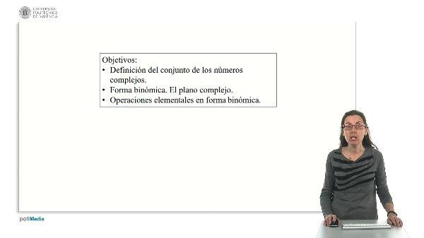 Números complejos: conceptos fundamentales