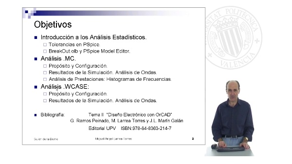 Prontuario de OrCAD. PSpice: MultiAnálisis (I)