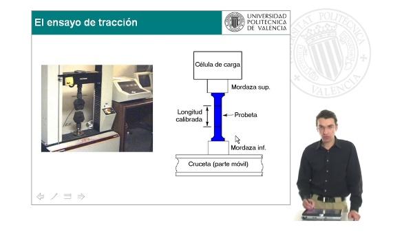 Ensayo de tracción: diagrama tensión-deformación