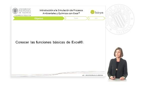 Presentación Unidad 1. Simulación de Procesos Ambientales y Químicos con Excel¿.