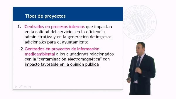 Proyectos de la Sección de Antenas para el Fondo de Inversión Local IV