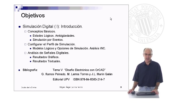 Prontuario de OrCAD. PSpiceA/D: Simulación Digital ( I)