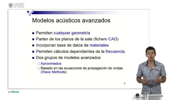 Reverberacion basada en modelos acusticos (2? parte)