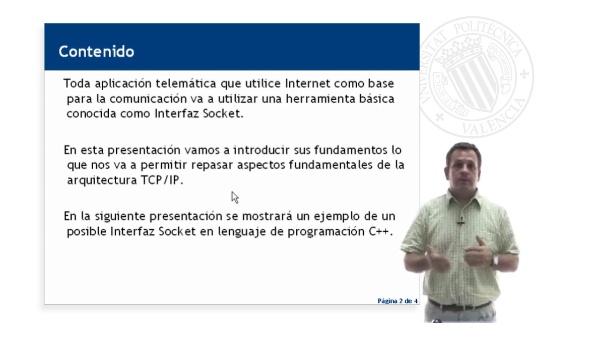 El Interfaz Socket