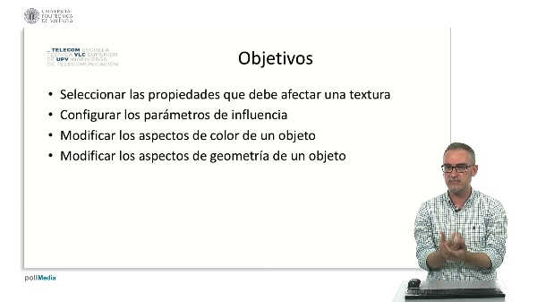 Blender: Influencia de las texturas