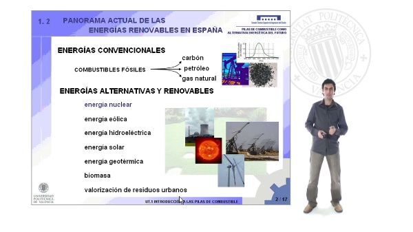 Panorama actual de las energías renovables en España