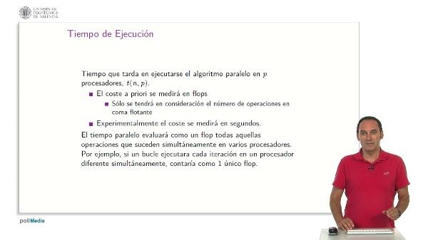 Evaluacion de Prestaciones: Parametros de Medida