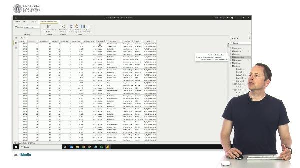 MOOC Power BI. Agregar un campo resumen a una tabla con DAX