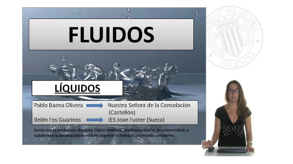 Mecánica de fluidos : líquidos