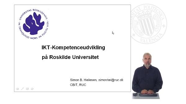 IKT-Kompetenceudvikling på Roskilde Universitet