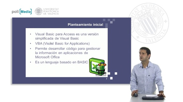 Introducción a Visual Basic para Access