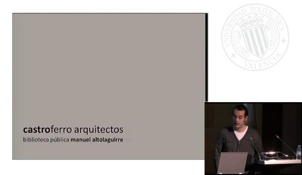 Castroferro Arquitectos + Jacobo Domínguez