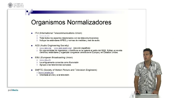 Organismos Normalizadores