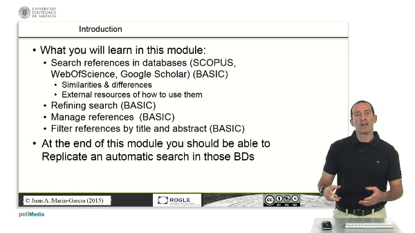Introduction Module 03 SLR