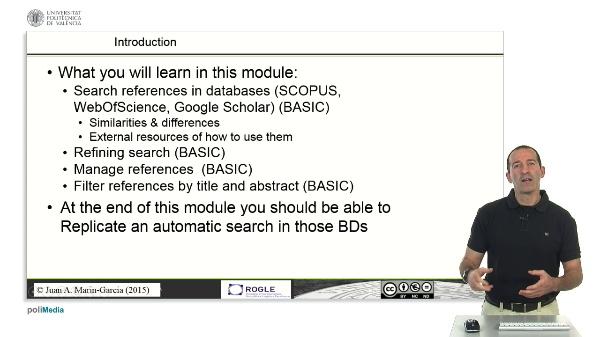 Introduction Module 03 SLR