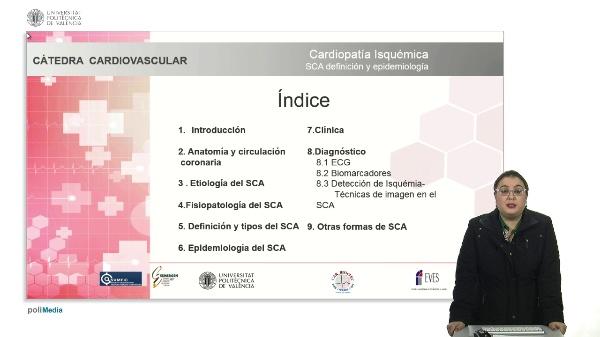 SÍNDROME CORONARIO AGUDO. DEFINICIÓN Y EPIDEMIOLOGÍA. Raquel López Villela
